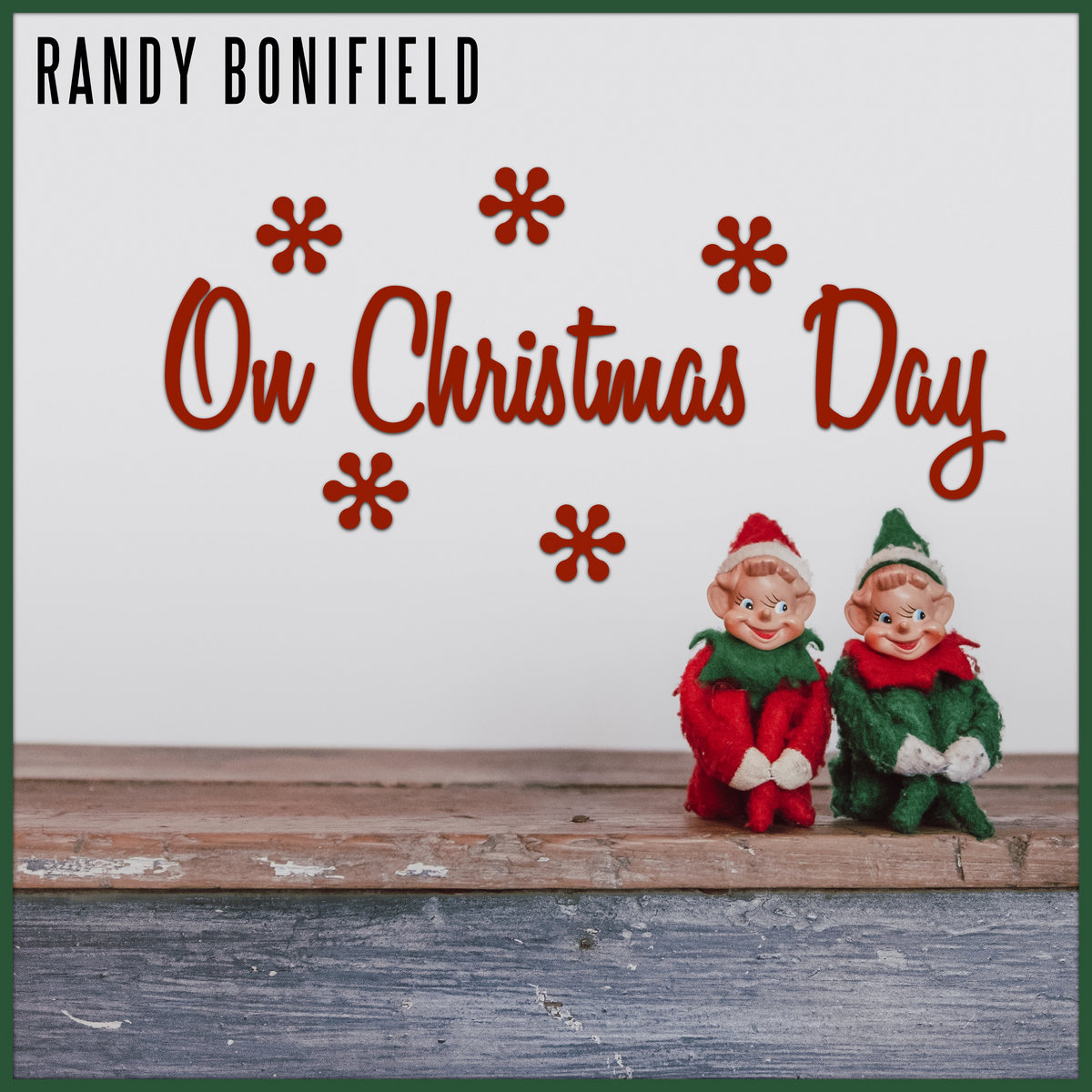 On Christmas Day by Randy Bonifield