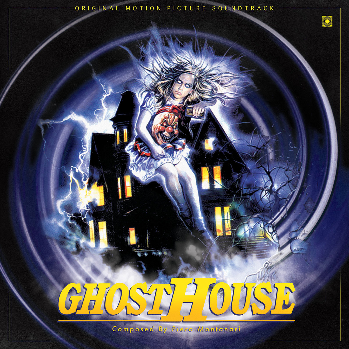 competitive price 73d17 035c2 Ghosthouse  Terror Vision Records  Video