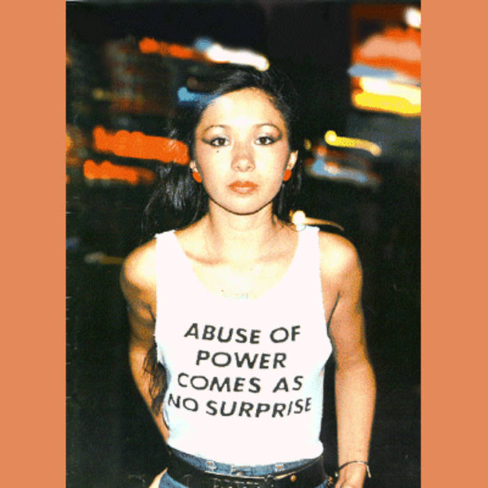 Artwork by Jenny Holzer - Abuse of power comes as no surprise ...