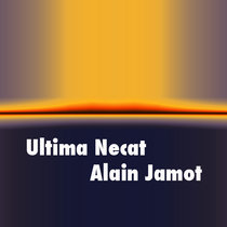 Ultima Necat(lp)(modern classical) cover art
