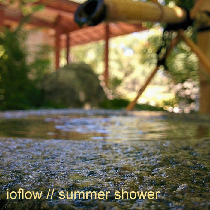 summer shower cover art