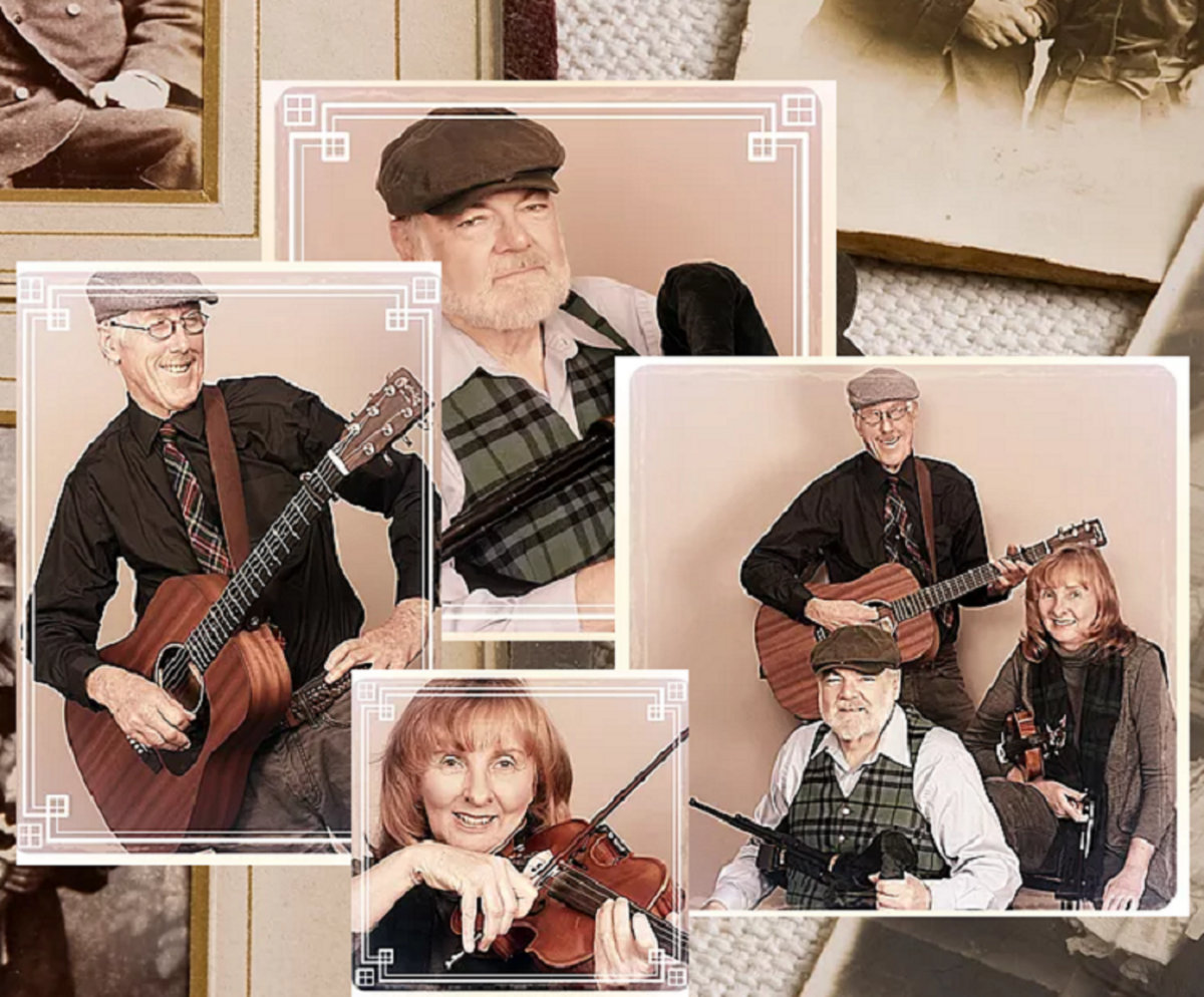 Plaid Menagerie - Celtic Music From the Sonoma Wine Country