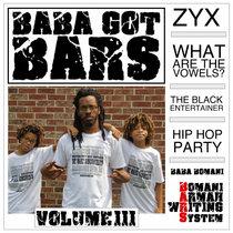 Baba Got BARS Vol III cover art