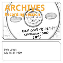 Solo Loops 15-31 07 1999 cover art