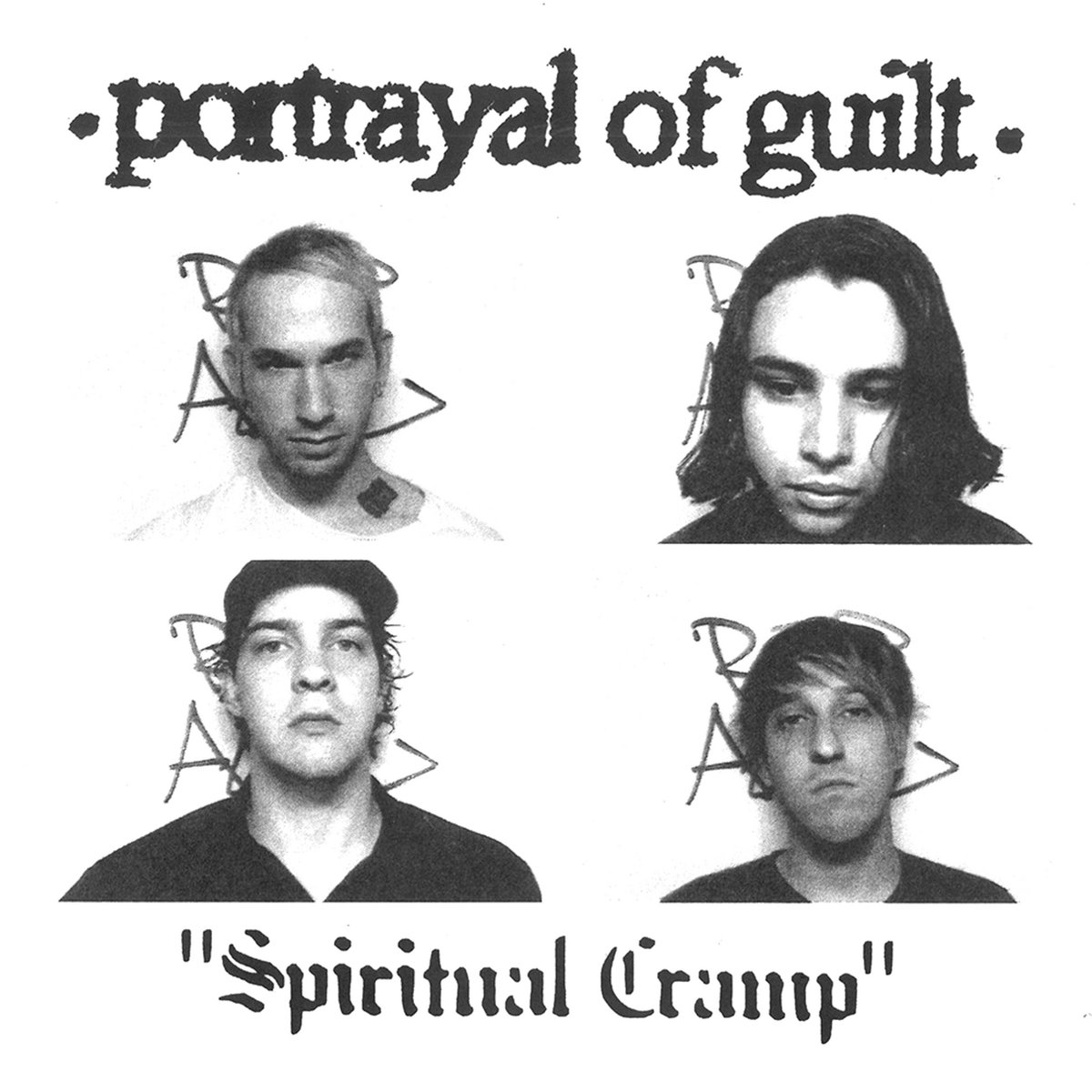 Spiritual Cramp Portrayal Of Guilt