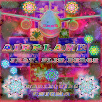 airplane feat. elin berge cover art