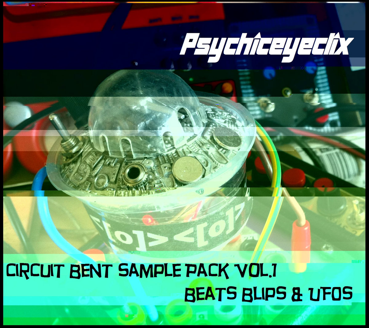 Casio Sk 1 Glitch Track Doubledgescissor Circuit Bending A Sk1 From Bent Sample Pack Vol Beats Blips Ufos By Psychiceyeclix