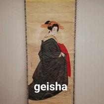 Michiru Aoyama「Geisha」 cover art