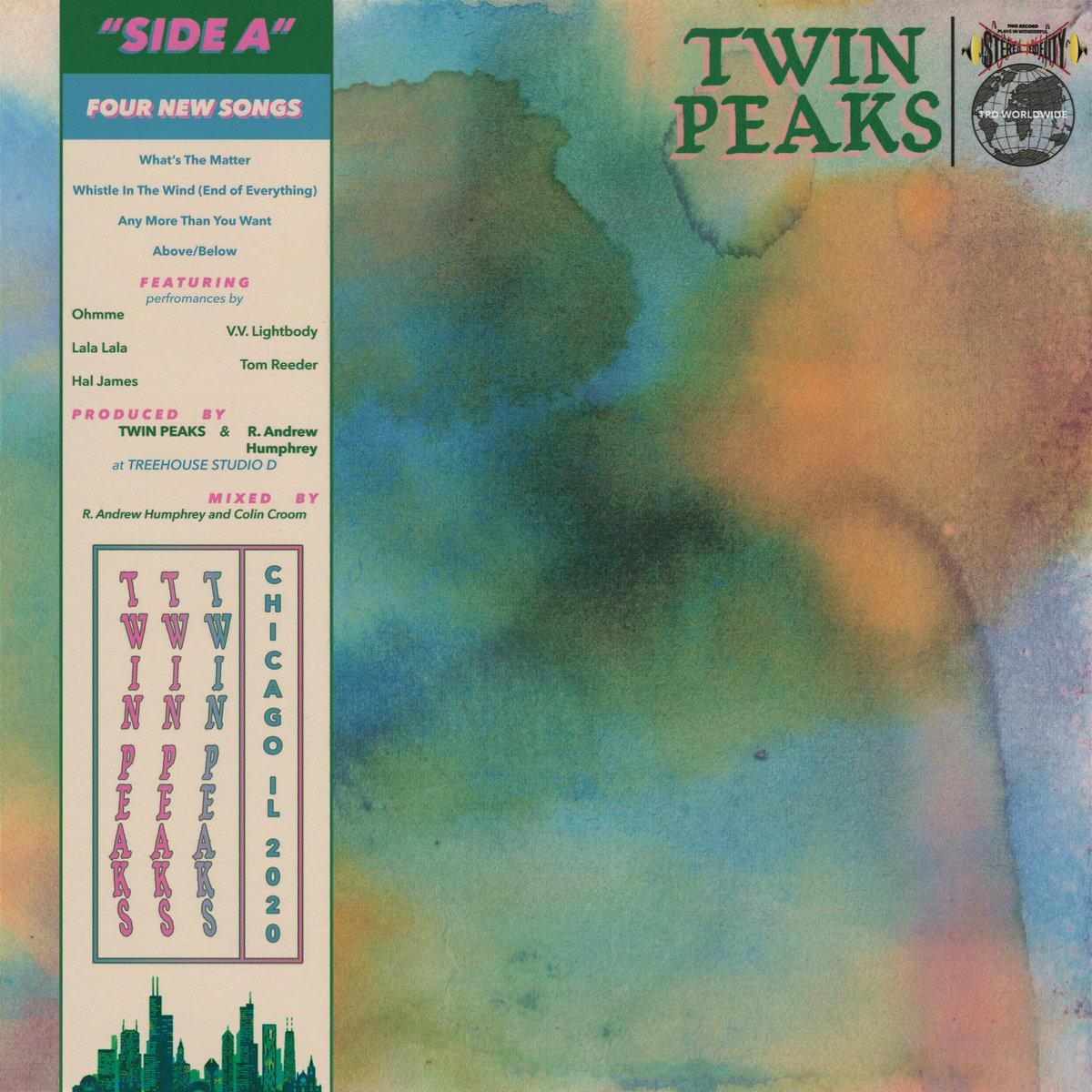 Side A | Twin Peaks