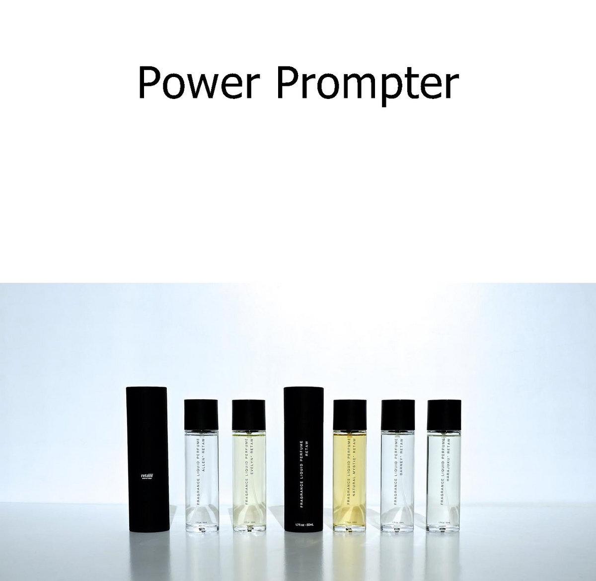 デスクトップ用 Power Prompter 3 0 3 をダウンロードすることに