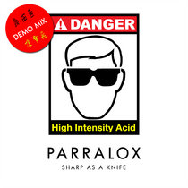 Parralox - Sharp as a Knife (Demo V1) cover art