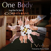 ONE BODY - Songs From The Book of Corinthians cover art