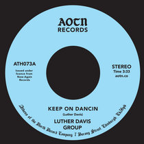 Keep On Dancin / You cover art