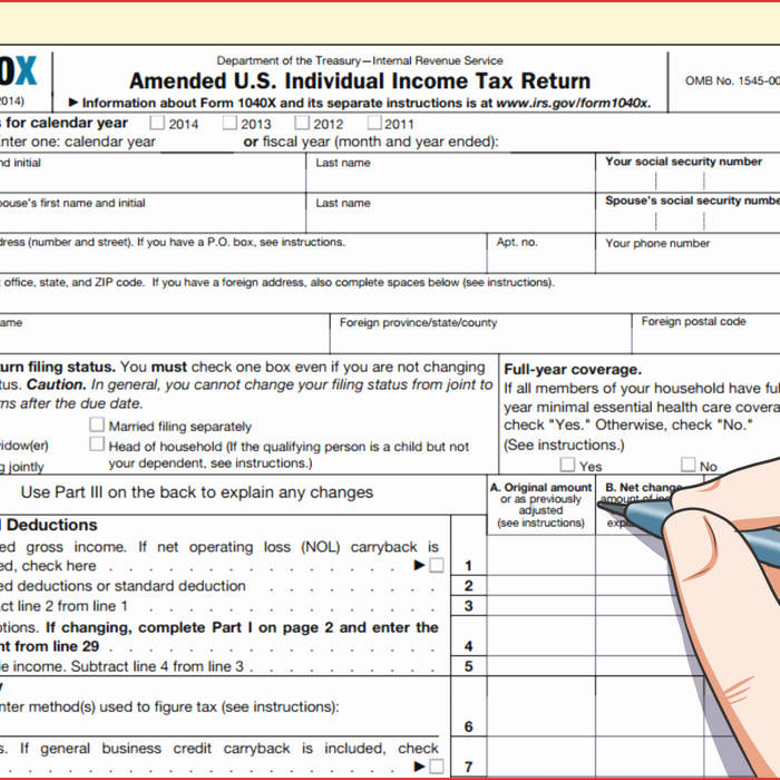 Irs Form 1116 Amt Instructions Tidophyllio