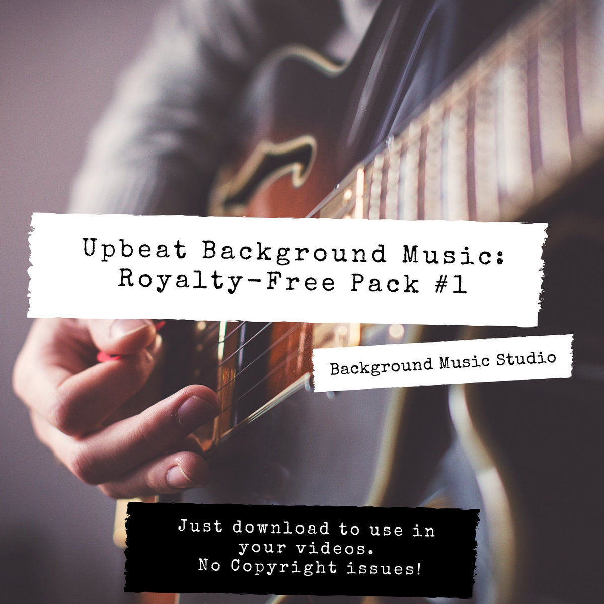 Upbeat Background Music: Royalty-Free Pack #1 | Background Music Studio