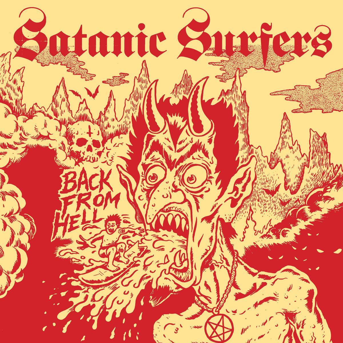 Résultats de recherche d'images pour «satanic surfers back from hell»
