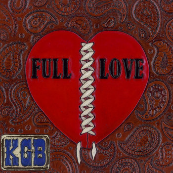 Full Love vol. 1 by Kalob Griffin Band