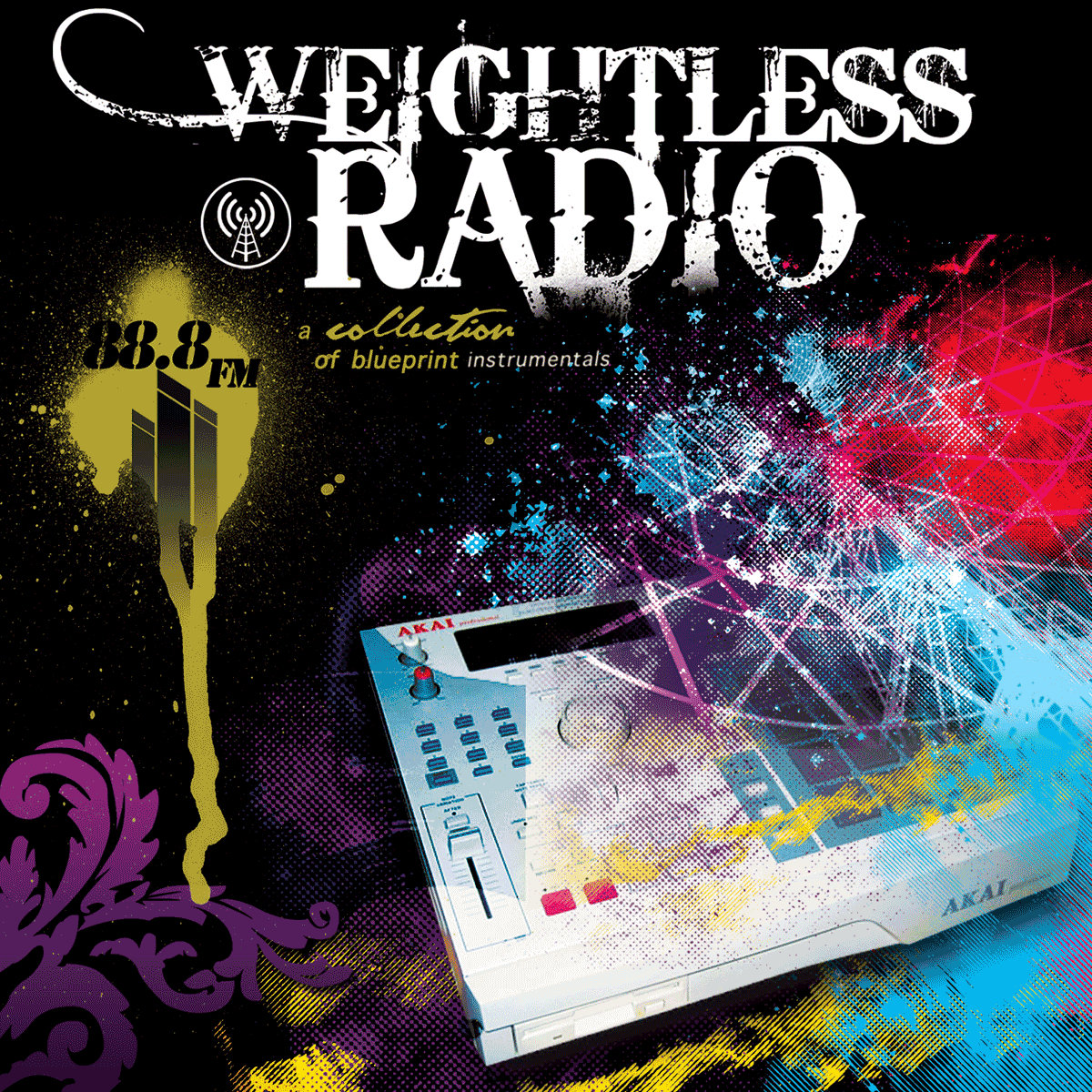 Weightless radio a collection of blueprint instrumentals blueprint by blueprint malvernweather Image collections