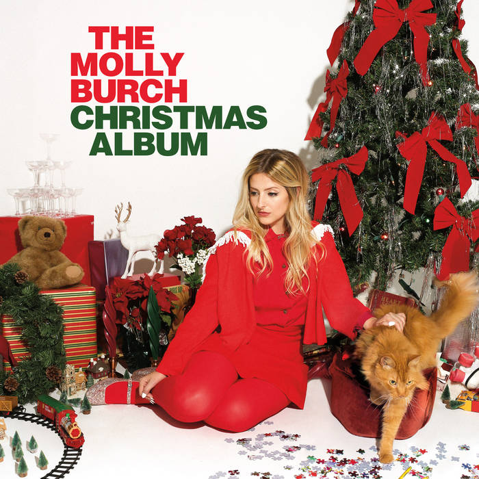 Christmas Albums.The Molly Burch Christmas Album Molly Burch