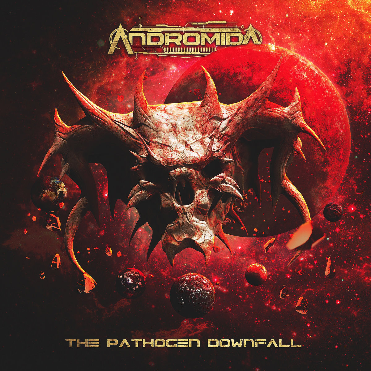 The Pathogen Downfall by Andromida