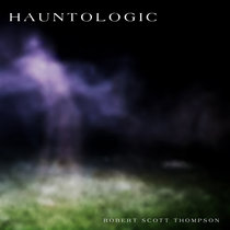 Hauntologic cover art