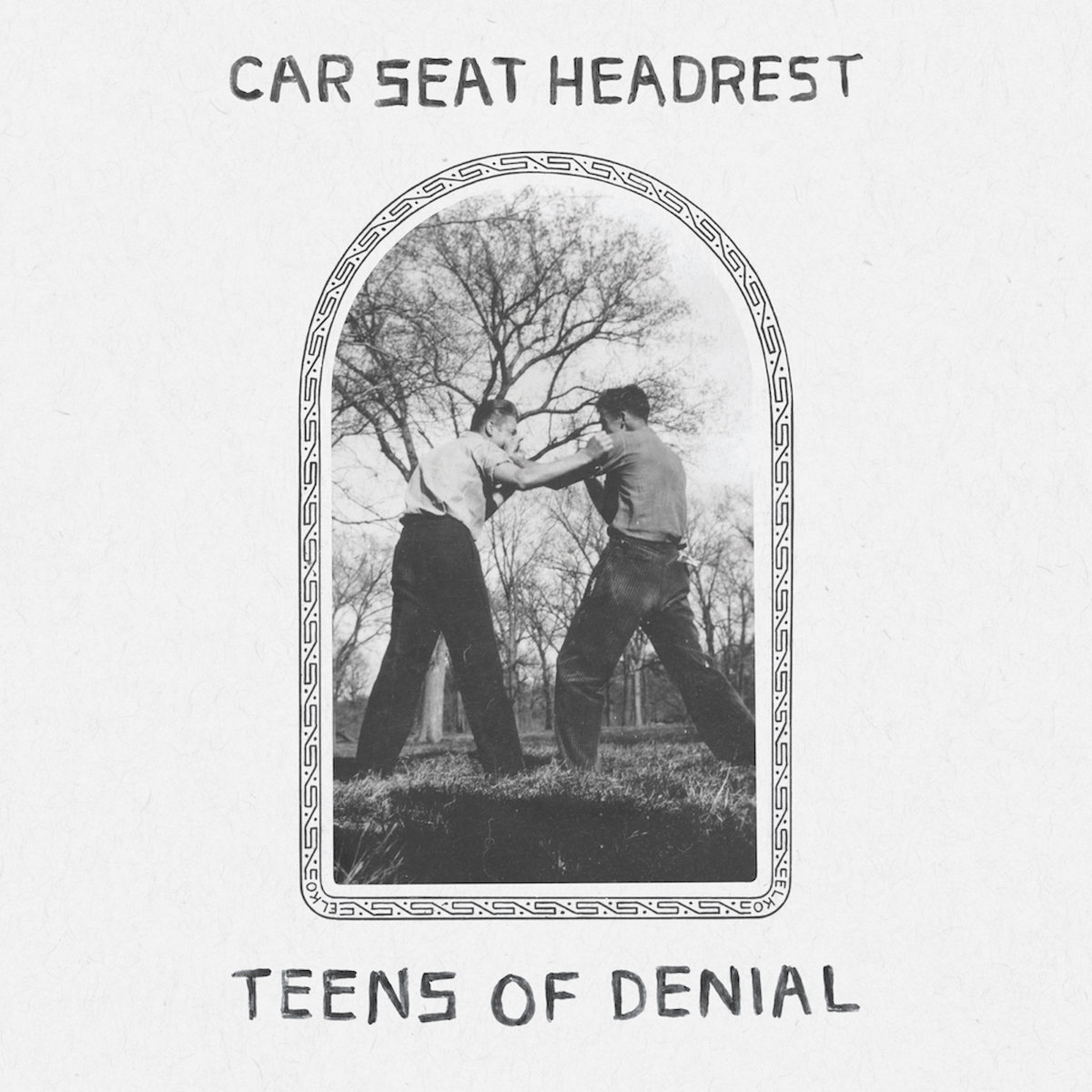 Fill In The Blank From Teens Of Denial By Car Seat Headrest