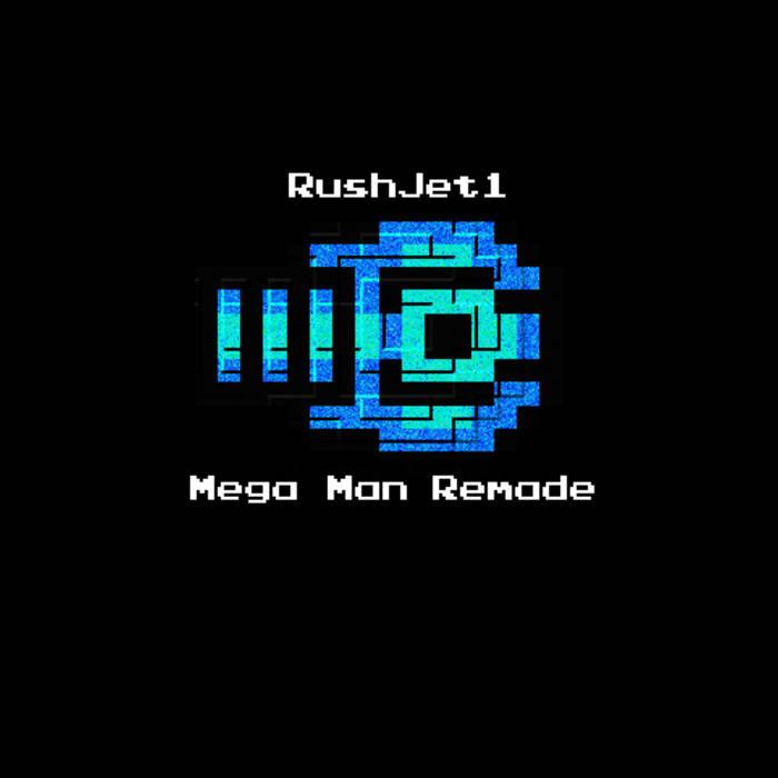 Mega Man Remade   RushJet1