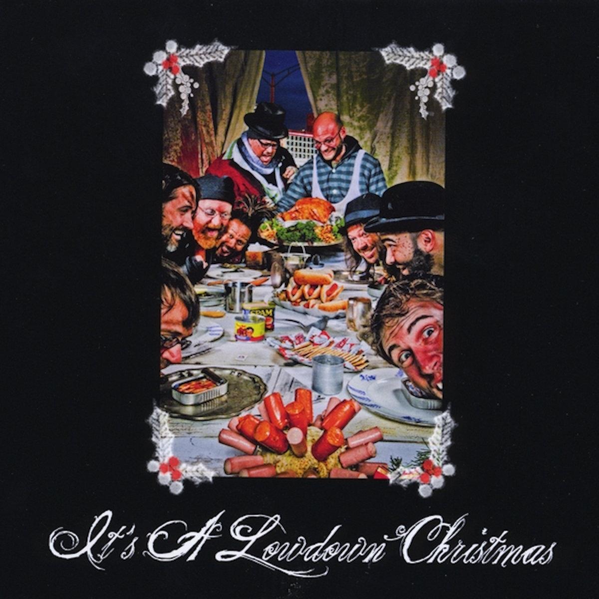 Image result for lowdown brass band christmas album