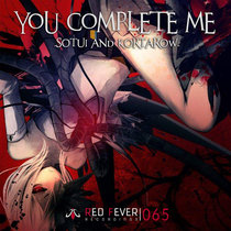 RED065 - You complete me cover art