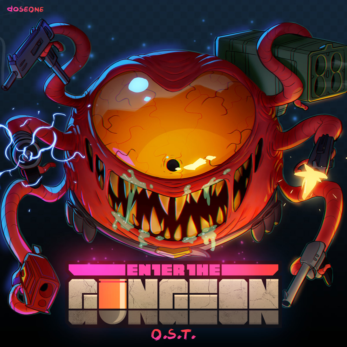 ENTER THE GUNGEON (Original SoundTrack) | doseone