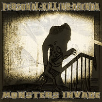 MONSTERS INVADE cover art