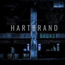 Brunst EP cover art
