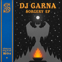 DjGarna- Sorcery EP cover art