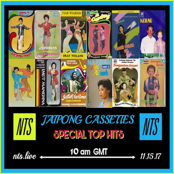 Jaipong Cassettes Mix (NTS Radio Special) by Jaro Sounder