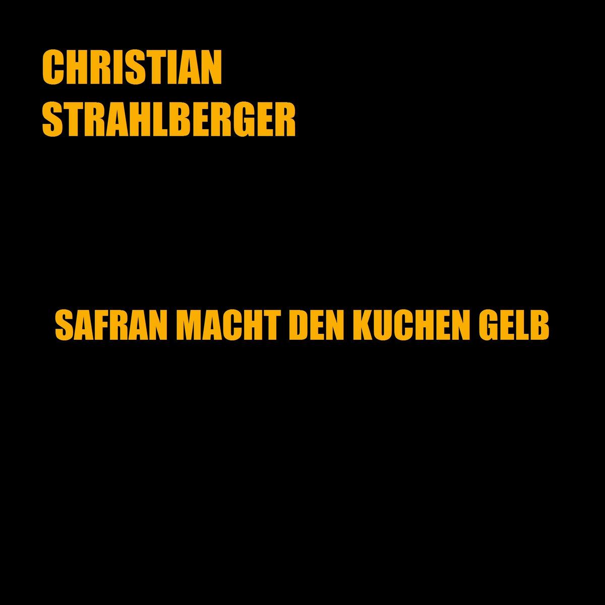 Safran Macht Den Kuchen Gelb Christian Strahlberger
