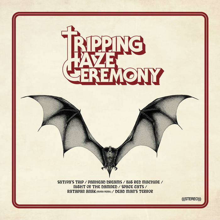 TRIPPING HAZE CEREMONY – S/T