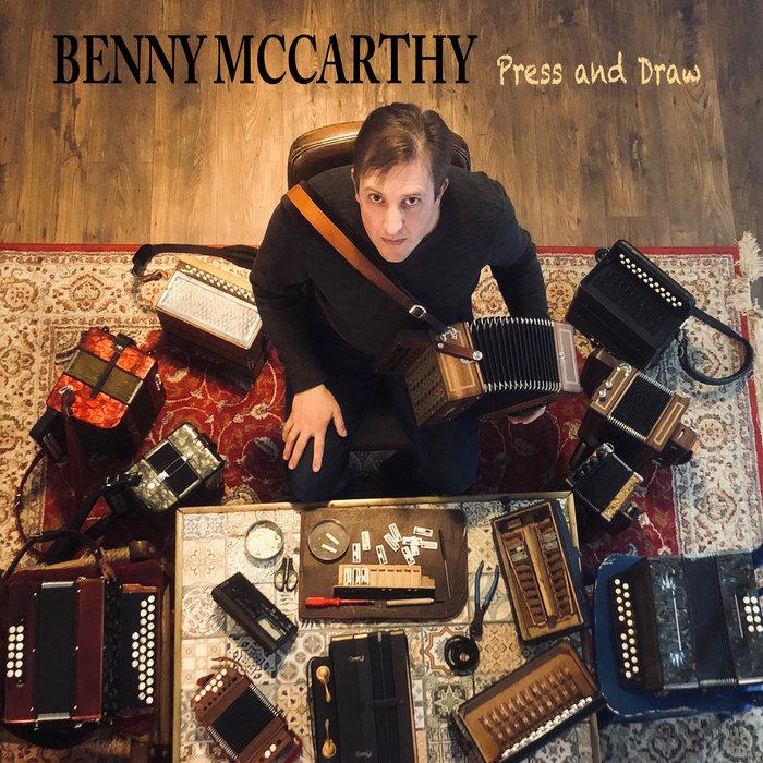 Benny McCarthy on Bandcamp