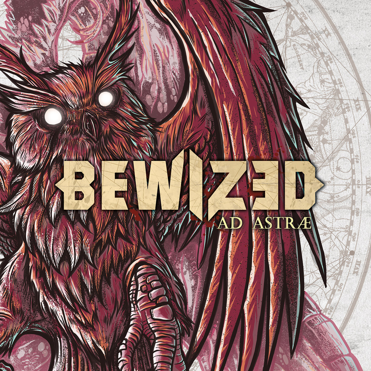 Bewized - Ad Astrae (2018)