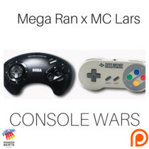 Console Wars (w/MC Lars) cover art