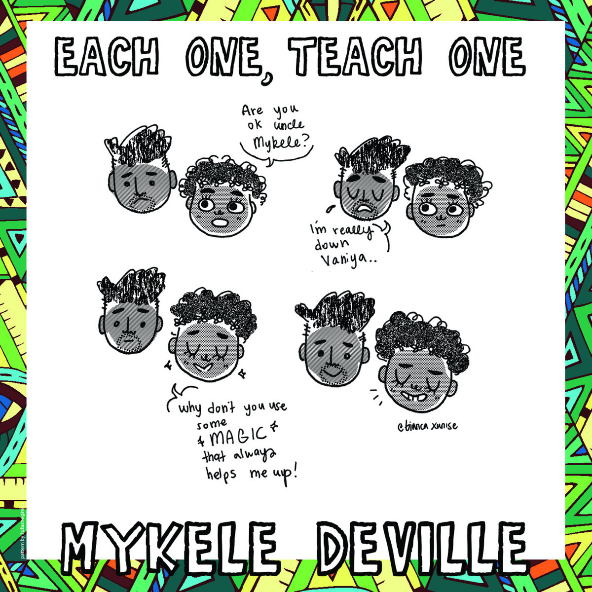 each one teach one short Each one teach one is a dense, multifaceted work, with two entire  'getting it on' on enemy hogs that was this short, crazier song—we.