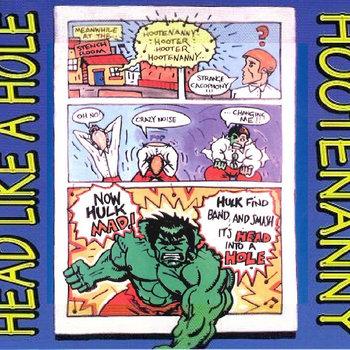 Hootenanny EP by Head Like A Hole