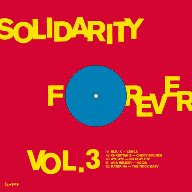 Solidarity Forever Vol. 3 main photo