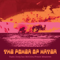 The Power of Water cover art