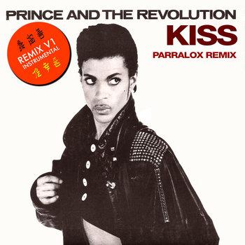 Prince - Kiss (Parralox Remix V1 Instrumental)