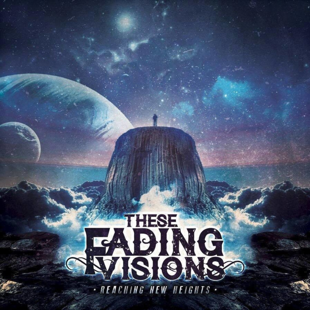 These Fading Visions - Reaching New Heights [EP] (2017)