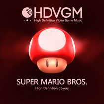 Super Mario Bros - High Definition Covers cover art
