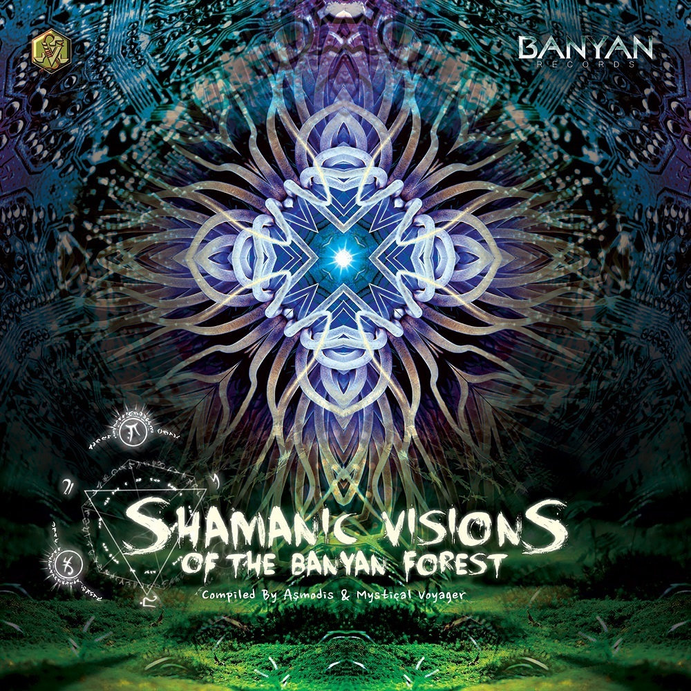 SHAMANIC VISIONS OF THE BANYAN FOREST | Visionary Shamanics Records
