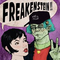 Freakenstein cover art