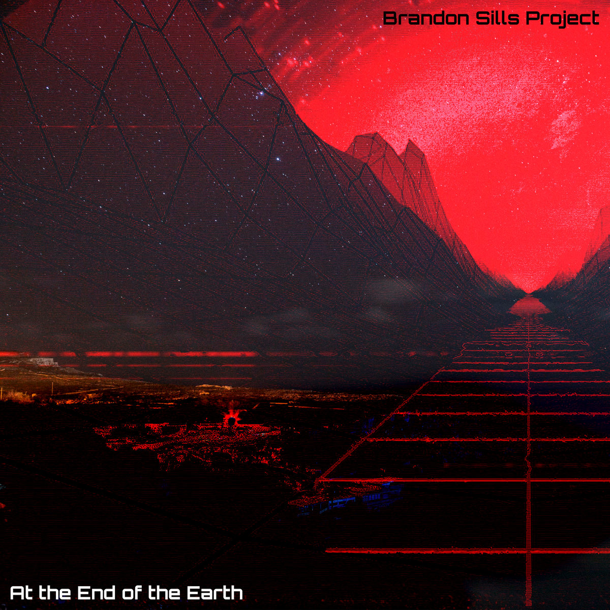 At the End of the Earth by Brandon Sills Project