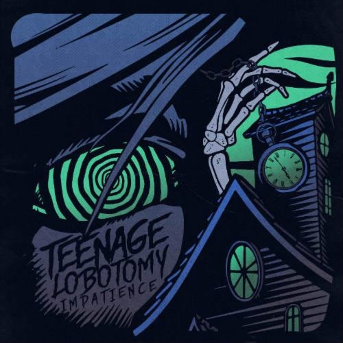 Teenage Lobotomy (FICTION FRANCAI) (French Edition)
